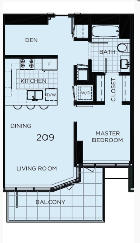 floor plans #209 Cascade